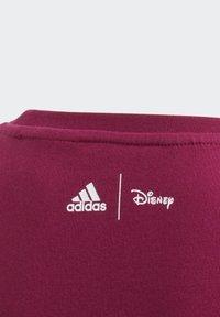adidas Performance - DISNEY T-SHIRT - Camiseta estampada - purple - 4
