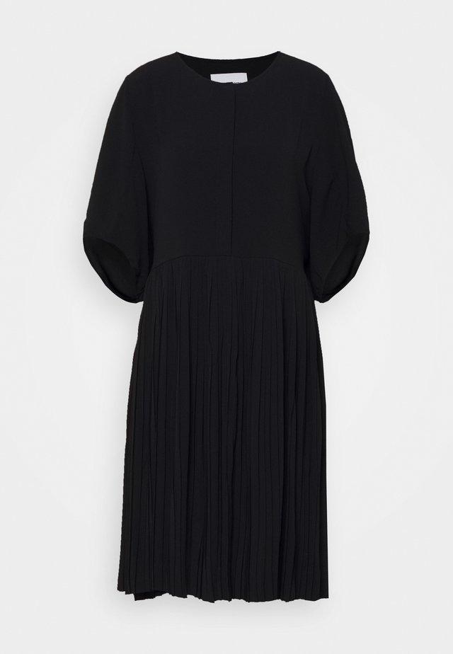 LOVE BIRD DRESS - Vestito estivo - black