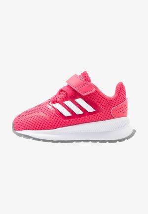 RUNFALCON I UNISEX - Zapatillas de running neutras - real pink/footwear white/grey three