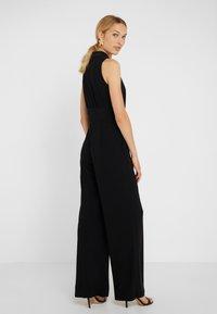 Lauren Ralph Lauren - JOCASTA  - Overall / Jumpsuit /Buksedragter - black - 2