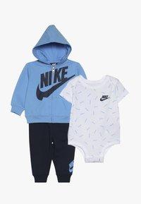 Nike Sportswear - TOSS PANT BABY SET - Body - midnight navy - 0
