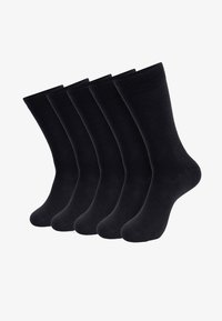 INDICODE JEANS - 10 PAIRS - Chaussettes - black - 1