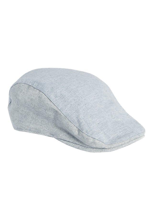 GREY FLAT CAP (OLDER) - Kšiltovka - grey