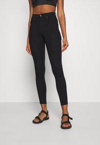 Dr.Denim - LEXY - Jeans Skinny Fit - black - 0