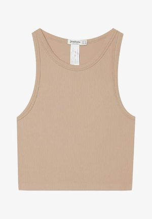 Toppe - light brown