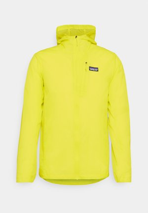 HOUDINI - Outdoor jacket - chartreuse