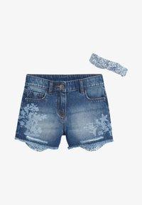 Next - Denim shorts - light blue denim - 1