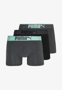 Puma - LIFESTYLE 3 PACK  - Culotte - mint combo - 5