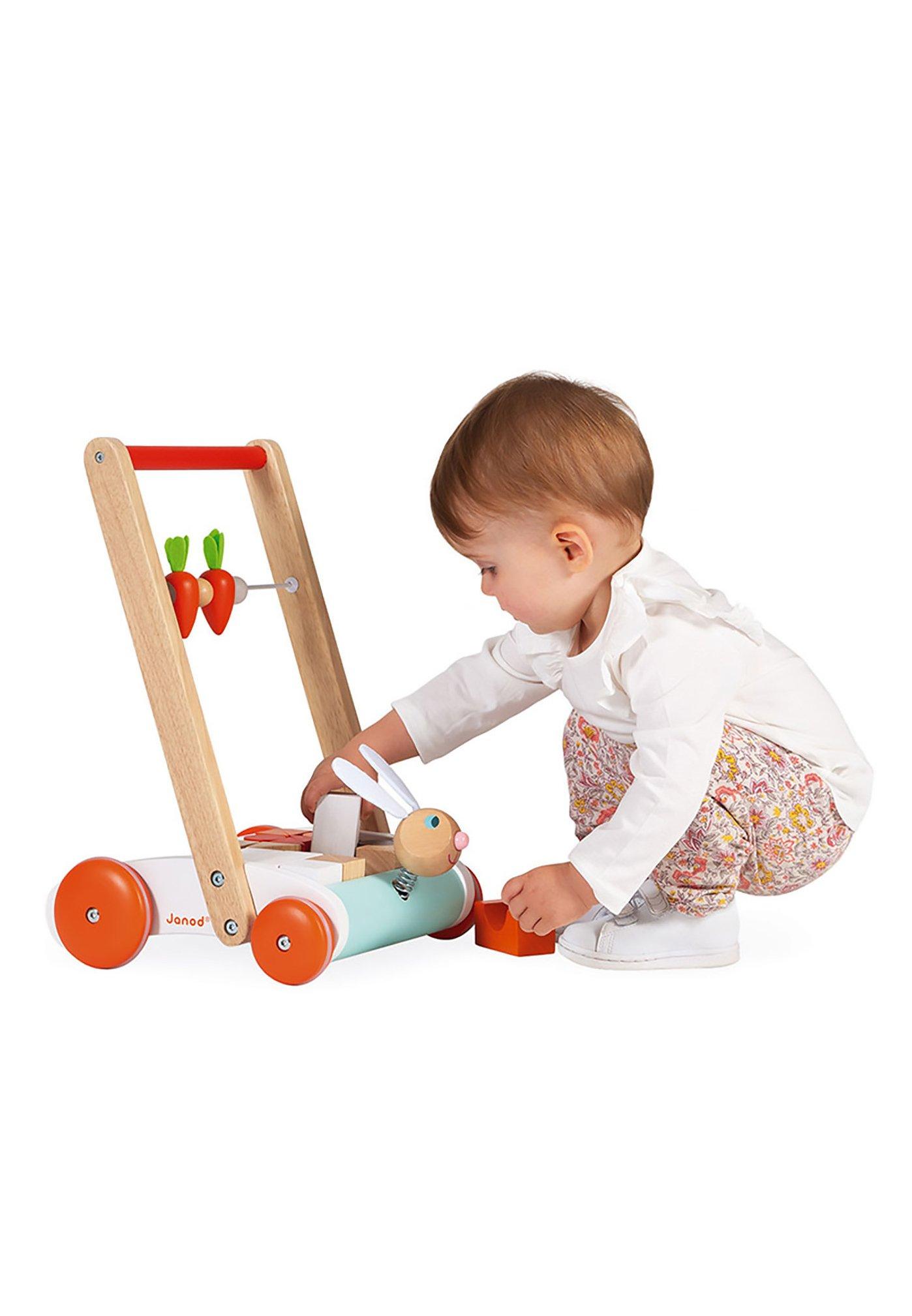 Kinder HASE  - Holzspielzeug