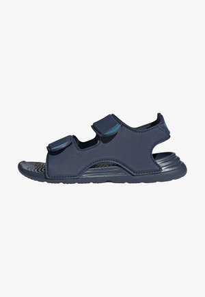 SWIM SANDALE - Pool slides - blue