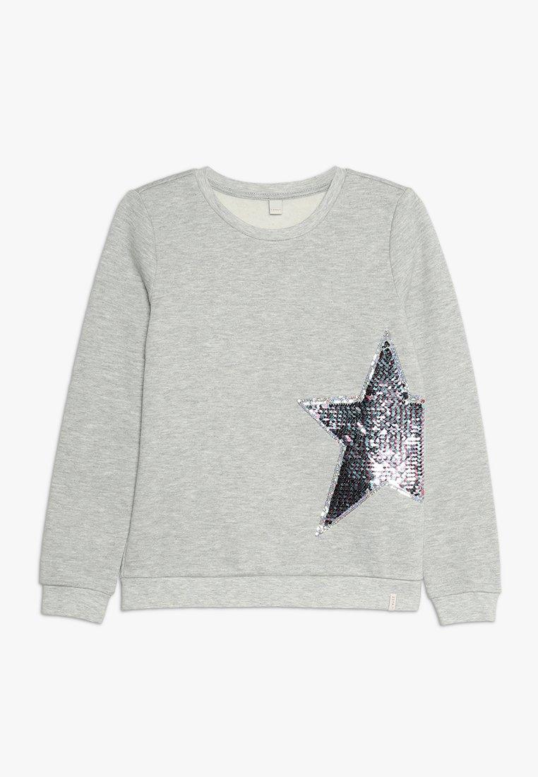 Esprit - Sweatshirts - heather silver