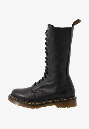 VIRGINIA - Lace-up boots - black