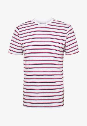 STRIPED - T-shirt imprimé - multi