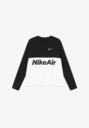 CREW - Sweatshirt - black/white