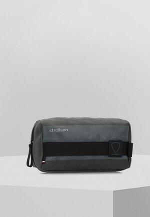 FINCHLEY - Wash bag - dark grey