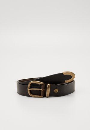 ADJUSTABLE BELT - Pásek - brown