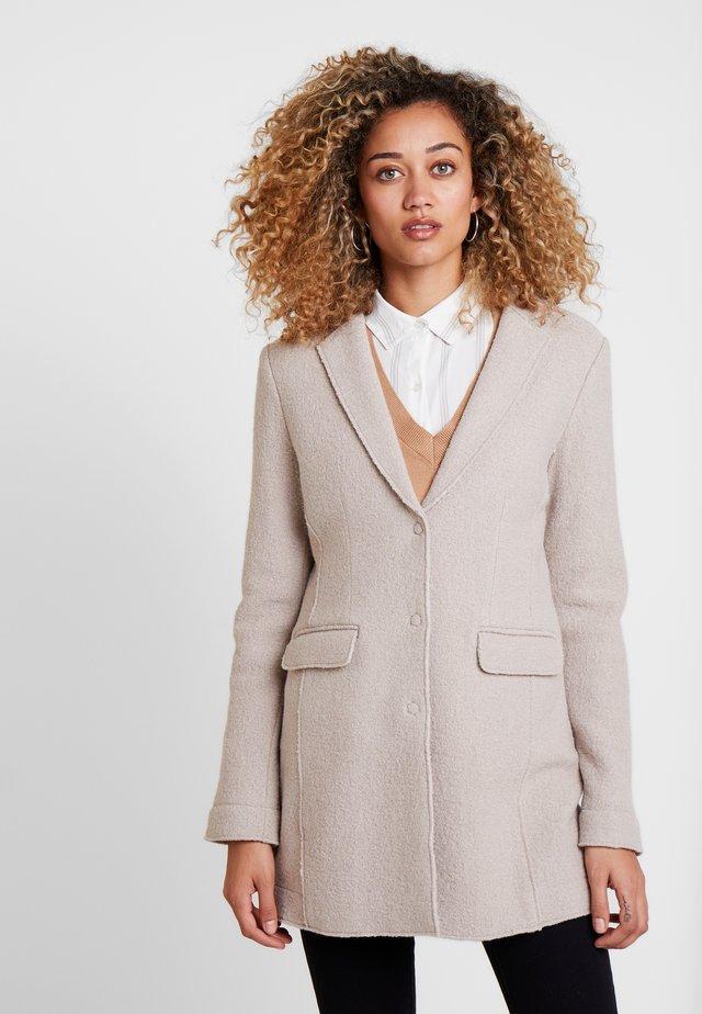 HAIBA - Krátký kabát - sandshell