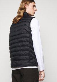 Polo Ralph Lauren - TERRA VEST - Waistcoat - black - 3