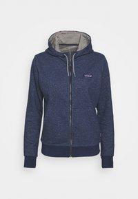 Patagonia - FULL ZIP HOODY - Zip-up sweatshirt - navy blue - 3