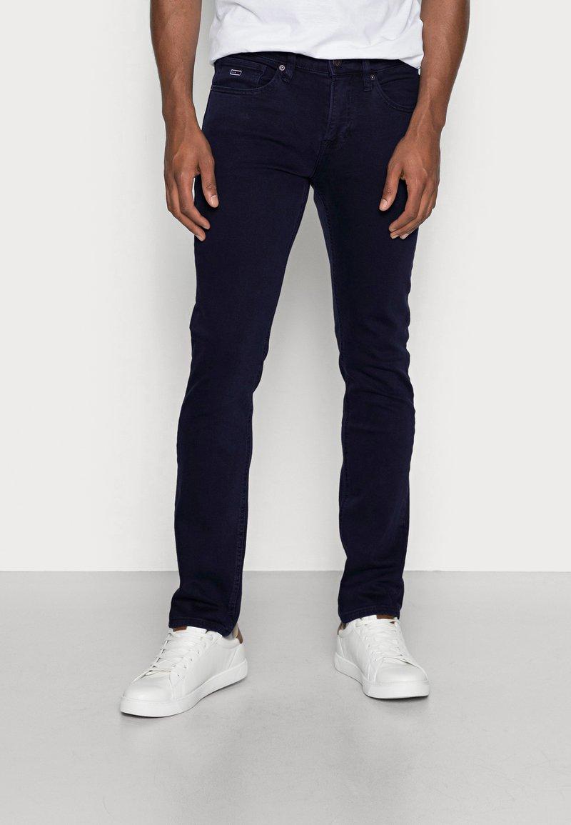 Tommy Jeans - SCANTON - Jeans slim fit - black iris