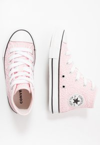 Converse - CHUCK TAYLOR ALL STAR - High-top trainers - arctic pink/white/black - 1