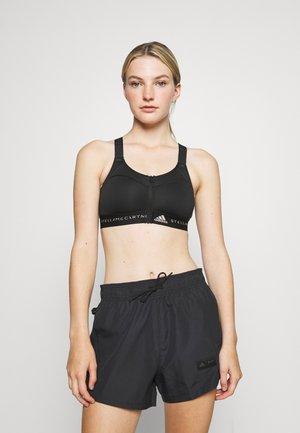 BRA - High support sports bra - black