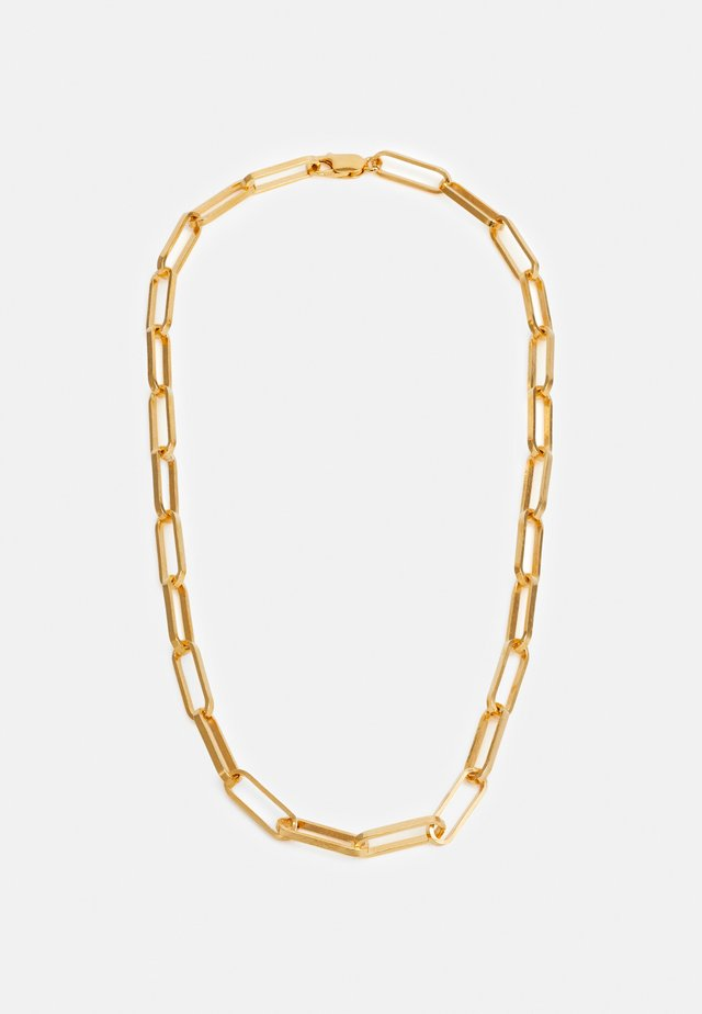 ZENA NECKLACE - Halskæder - gold-coloured