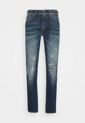 SLIMMY GUARD  - Jeans Tapered Fit - dark blue