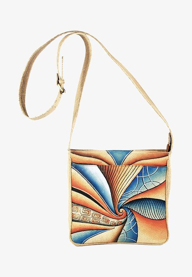 Across body bag - multi-coloured
