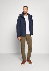 Jack Wolfskin - ZENON PANTS MEN - Pantalons outdoor - granite - 1