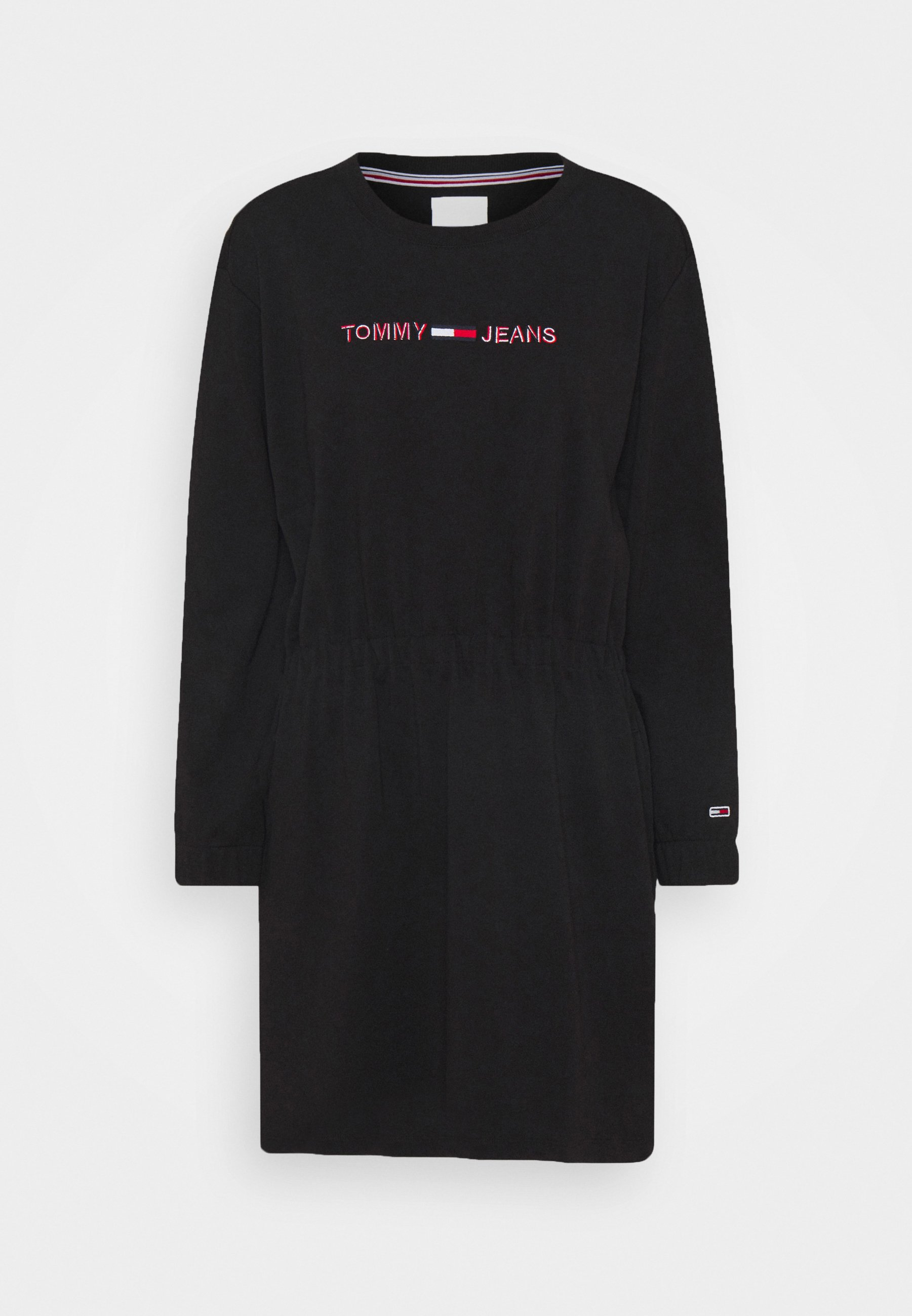 Damen LINEAR DRESS - Freizeitkleid
