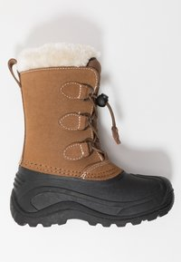 Kamik - SNOWDASHER - Winter boots - putty/beige - 1