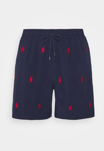 TRAVELER SHORT - Swimming shorts - newport navy