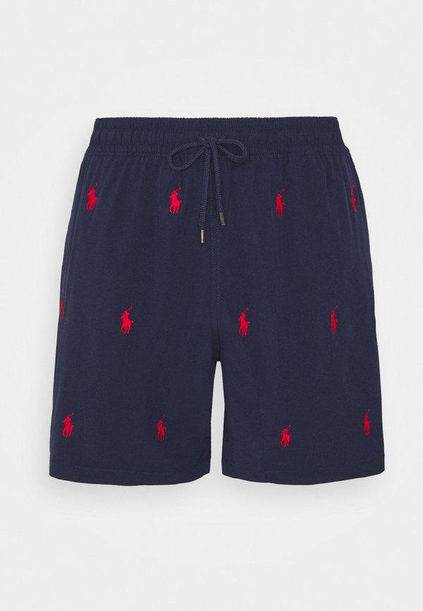 Polo Ralph Lauren TRAVELER SHORT - Szorty kąpielowe - newport navy/granatowy Odzież Męska GFQG