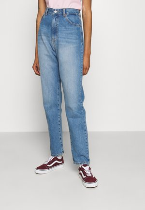 NORA - Relaxed fit jeans - empress blue