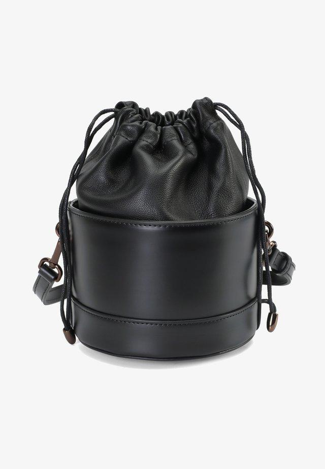 ALLA PUGACHOVA - Across body bag - black