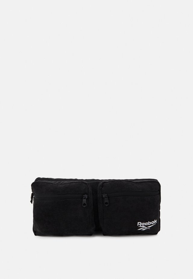 WAISTBAG - Sac banane - black