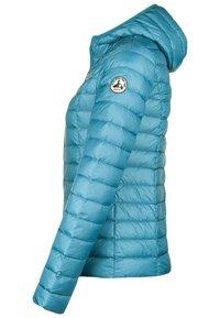 JOTT - CLOE - Gewatteerde jas - bleu canard - 2
