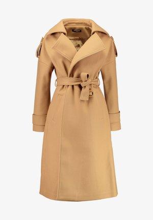 OVERSIZEY - Classic coat - camel