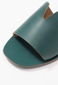 Pieces - PSNORA - Pantofle - sycamore - 2