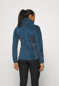 Salewa - TOGNAZZA - Fleece jacket - dark denim melange - 2