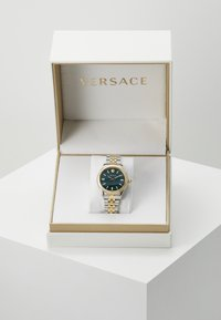 Versace Watches - HELLENYIUM - Hodinky - gold-coloured/silver-coloured - 2