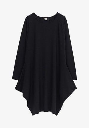 KANTO - Jersey dress - black