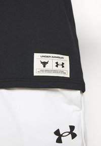Under Armour - PROJECT ROCK FIRE  - T-shirts print - black - 3