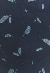 Springfield - Print T-shirt - medium blue - 2