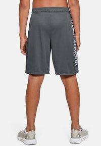 Under Armour - PROTOTYPE WORDMARK - Sports shorts - pitch gray - 1