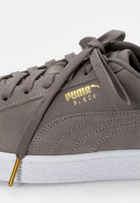 Puma - SUEDE X TMC - Sneakers - charcoal gray-charcoal gray - 5