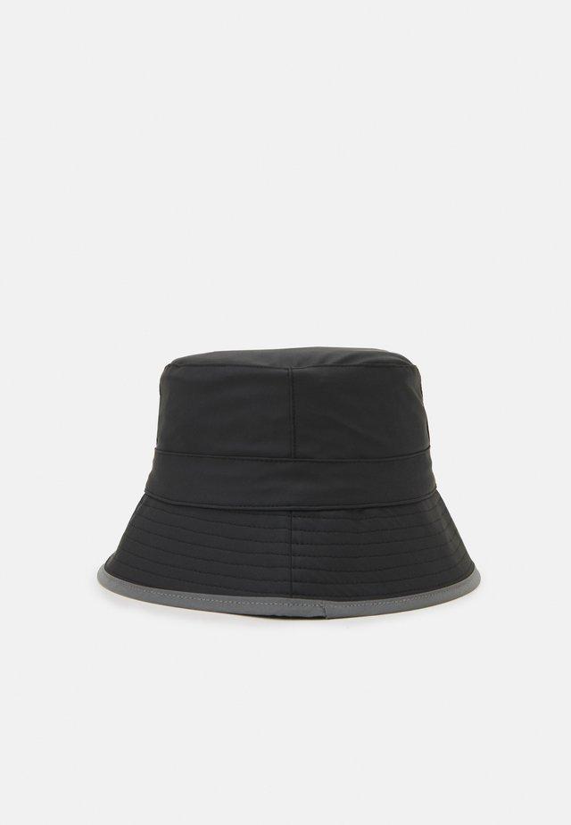 BUCKET HAT UNISEX - Hatt - black