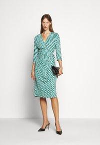 Diane von Furstenberg - ISADORA - Vapaa-ajan mekko - green - 1