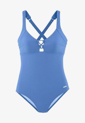 SWIMSUIT - Swimsuit - blau